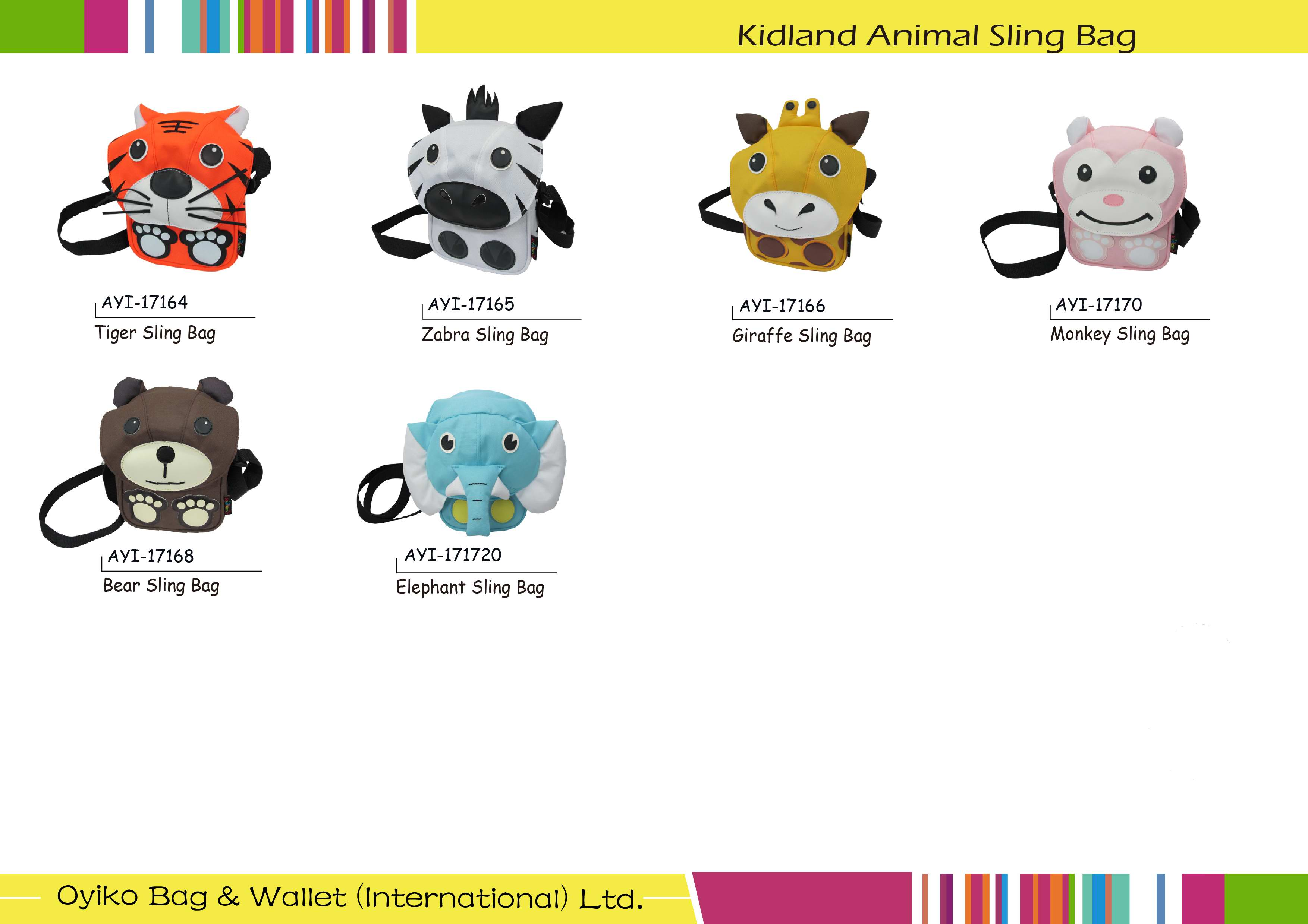 Kidland Animal Sling  Bag  OYIKO-01.jpg
