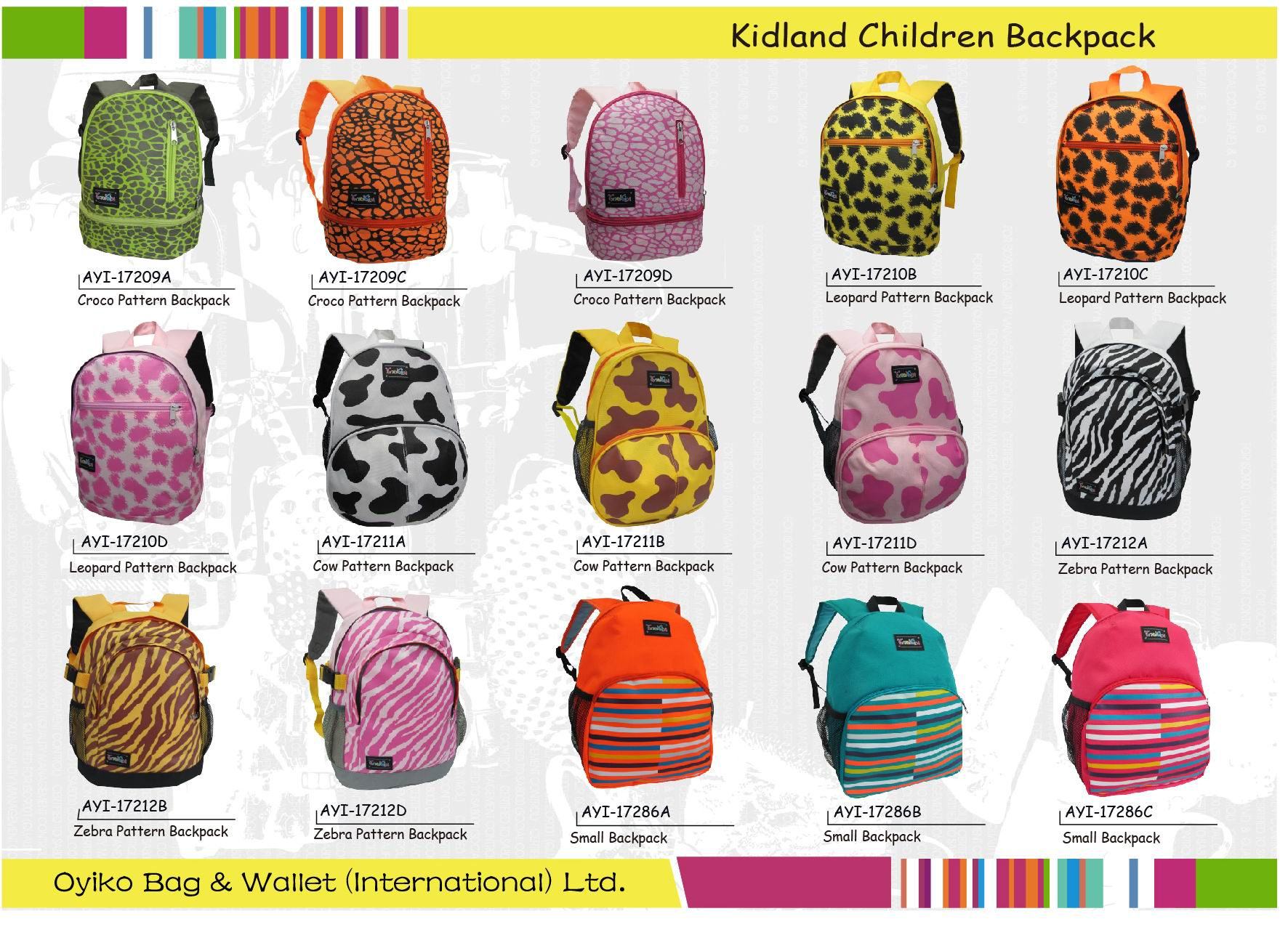 Kidland Children Backpack.jpg